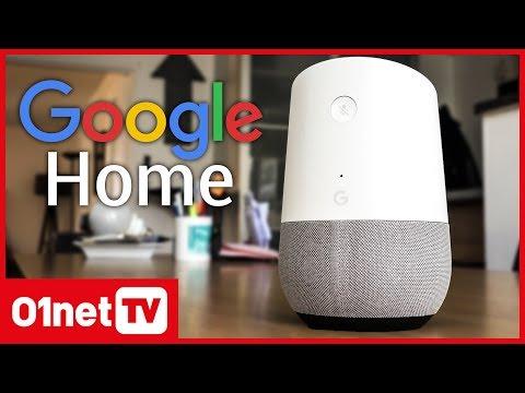 Tout ce que l'on peut faire avec Google Home !