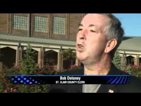 St. Clair County Mails Absentee Ballots Late