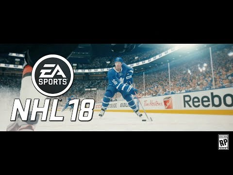 NHL 18 Trailer - How it SHOULD be done! [GameChanger Approved]