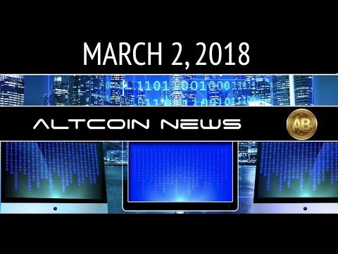 Altcoin News - Uber Co-Founder Cryptocurrency? Germany Won't Tax? South Korean Ripple Partnership?