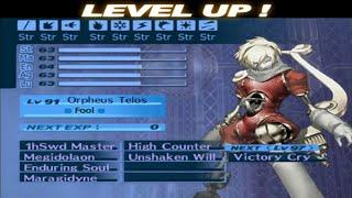 Persona 3 Portable - 100% W  P 117-Fusion:Tri-Magic Morning