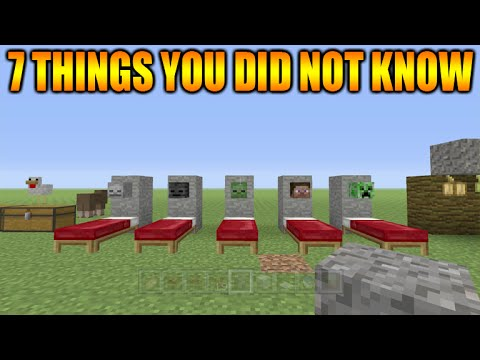 ★Minecraft Xbox 360 + PS3 7 Cool Things You Possibly Didn't Know You Could Do In Minecraft★
