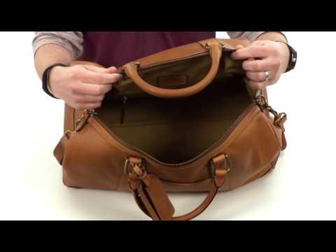 Polo Ralph Lauren Core Leather Duffel  SKU:8864118