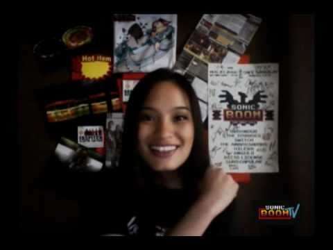 SONIC BOOM TV: The Rockette Report - Blood Type A Relaunch & Sonic Boom Sinulog Blast Off