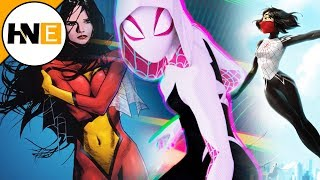 Spider-Verse Female Led Spinoff Characters REVEALED