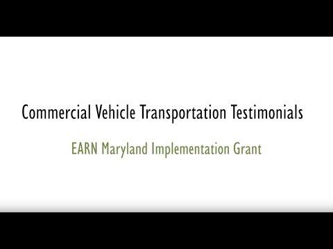 EARN Maryland Implementation Grant Testimonials