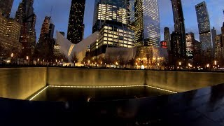 Download ⁴ᴷ⁶⁰ Walking NYC : National September 11 Memorial & Museum and ″Berlin Wall″ Video