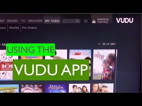 Using the Vudu app on a Roku - Deerfield Library eTutor