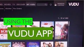 Using The Vudu App On A Roku Deerfield Library Etutor