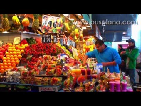 Barcelona centro y shopping