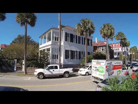 Walking Tour of Charleston, SC
