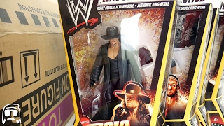 WWE CUSTOMS & HARD TO FIND RARE ELITES!! Bad Decision eBay Edition BOXPOCALYPSE Toy Haul Unboxing!!
