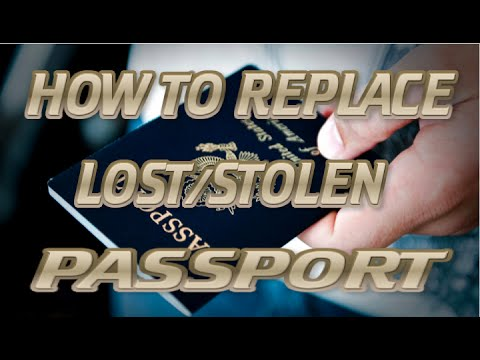 PHILIPPINES EXPAT: HOW TO REPLACE LOST / STOLEN PASSPORT AND GET AN EMERGENCY PASSPORT