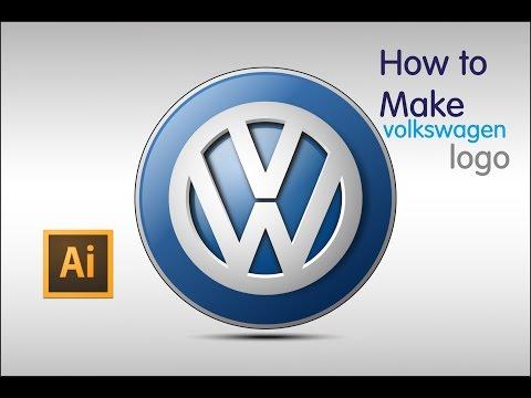 Adobe Illustrator cc tutorial (How to make WV logo)