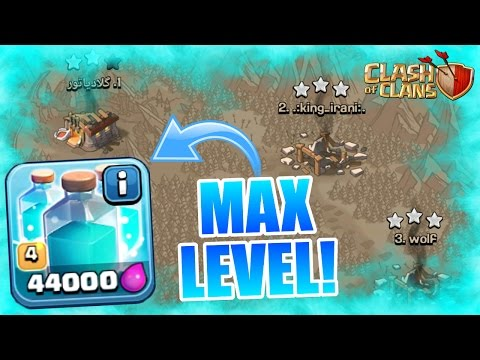 Clash Of Clans | GEMMING TO MAX! | NEW CLONE SPELL MAX LEVEL! | Live War Attack!