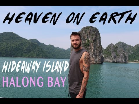The BEST tour of Halong Bay, Vietnam