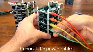 Build a Raspberry Pi 3 Cluster