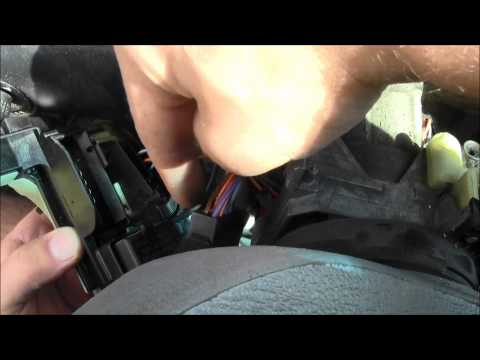 How to Replace Turn Signal Dimmer Switch Combo on a Vehicle