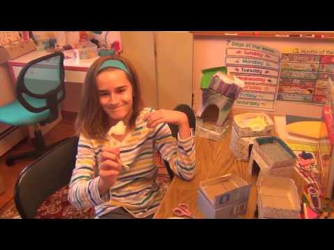 How To Make A Barbie Tissue Box Bed