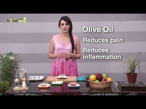 Treat Rheumatoid Arthritis With Olive Oil - Homeveda