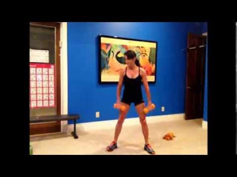 Best of Fitness Magazine & Oxygen Magazine Exercises & Then Some, Workout #84