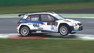 Monza Special Rally Circuit 2016 - Best of WRC, R5, Group A & More!