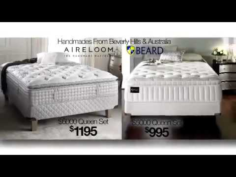 OLD TV COMMERCIAL The Dump Furniture   Biggest Mattress Store in Philly 2