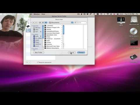 Clean up your mac desktop