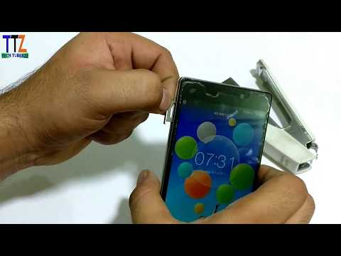How to Open Sim Card Tray Without Key !