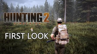 Hunting Simulator 2 - First Look - Xbox One