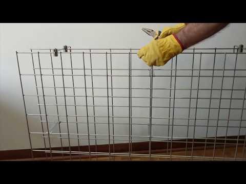 Bowen Code Wine Rack Construction