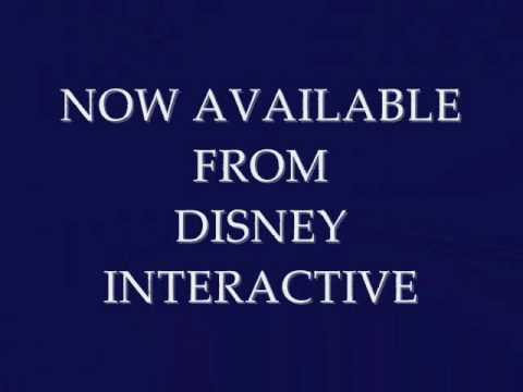 Now Available from Disney Interactive (FAKE)