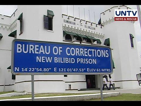 Illegal drug trade sa New Bilibid Prisons, muling nagbabalik ayon kay Sec. Aguirre