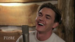 Jesse McCartney at Paste Studio NYC live from The Manhattan Center