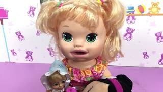 Download Barbie Doktor Baby Alive 'ın Rota Aşısını Yapıyor | Oyuncak Bebek oyunları | EvcilikTV Video