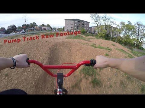 Small Bikes and Pump Tracks