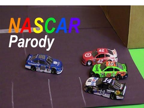 NASCAR Parody: Driving Test