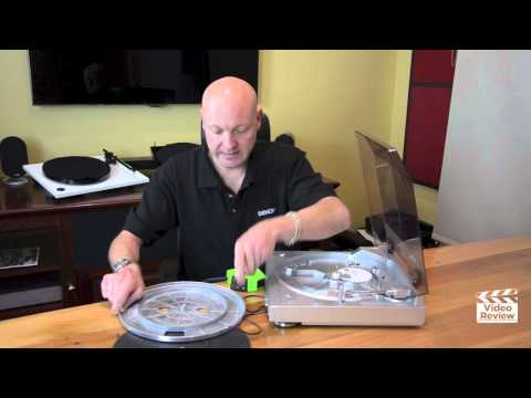 Tutorial - How To Replace A Turntable Belt