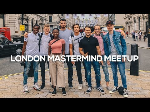 MASTERMIND MEETUP IN LONDON