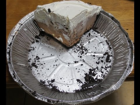 Ice cream pie anybody can make