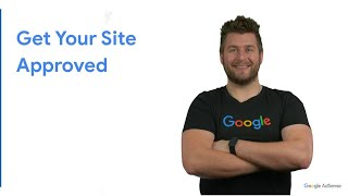 How to get your site approved?
