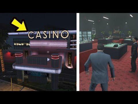 Abriu!! Conhecendo o Interior do CASINO!! GTA 5 Fan made