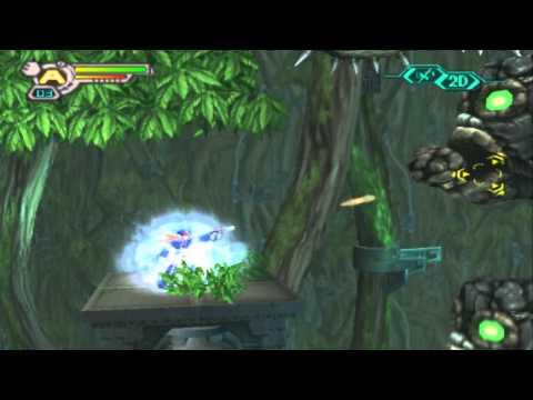 Megaman X7 - Soldier StoneKong [Walkthrough 100%] Part 2