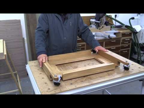 How to make a moveable machinery platform - castor carriage