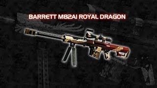 Clip quay Barrett M82A1 Royal Dragon của *»..Pïñö..«* ☆