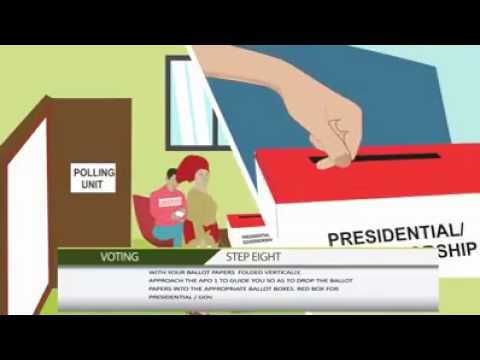 Election Accreditation And Voting Procedure 10 Basic Steps For Voters On Polling Day