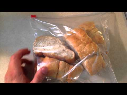 How To Keep Italian and French Bread From Getting Hard