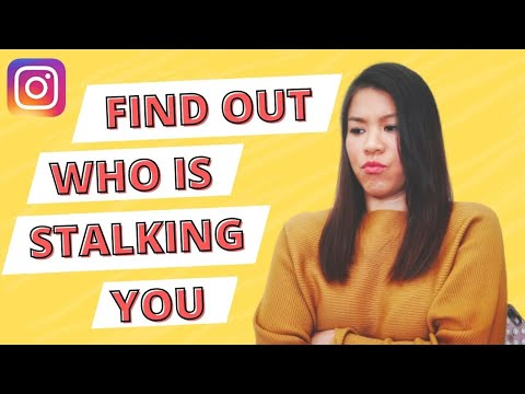 Find out who your Instagram stalkers are (2018) | HeyDominik's theory