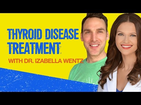 Healing the Root Causes of Thyroid Disease - Dr. Izabella Wentz