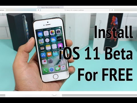 How to Install iOS 11 Beta 1 on iPhone / iPad - Without PC!